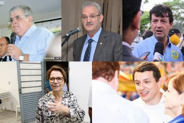 Cinco deputados de MS votam pela aprovação da PEC que limita gastos públicos