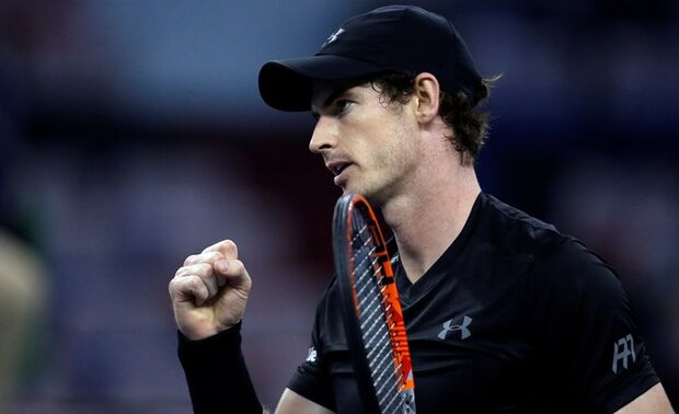 Murray domina americano, vence e vai às oitavas no Masters de Xangai