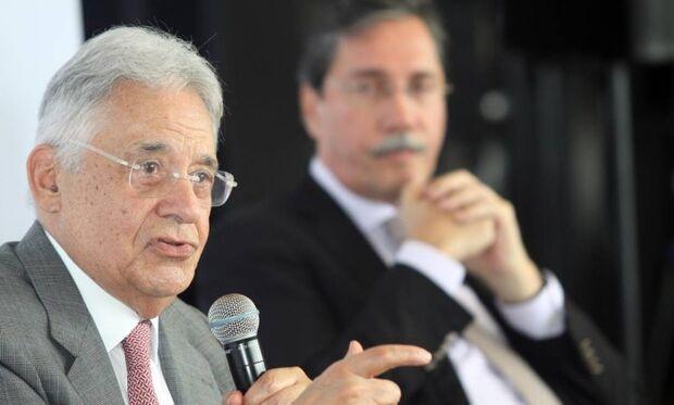 FHC diz que PSDB não deve se descolar de Temer: 'Seria oportunismo'