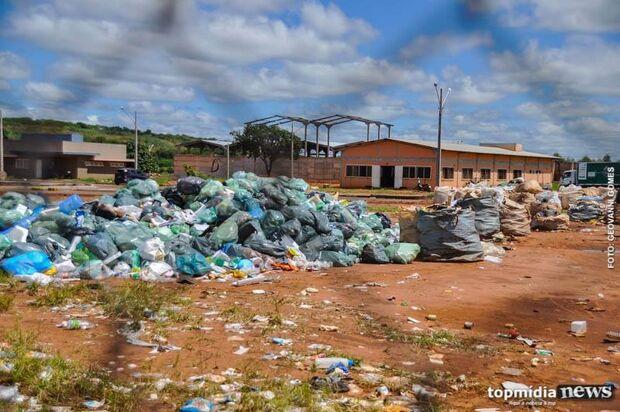 Doze são indiciados por corrupção em obras do aterro sanitário de Campo Grande