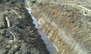 Fazendeiro é multado em R$ 40 mil por construir drenos em curso d'água