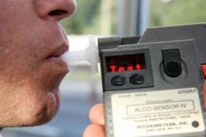 Multa para motorista embriagado aumenta a partir de novembro
