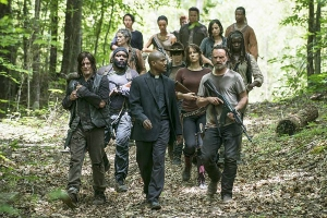 'The Walking Dead' é renovada para a oitava temporada
