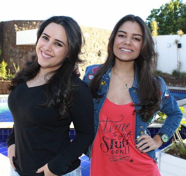 Day e Lara, dupla com prima de Wanessa, investe no sertanejo