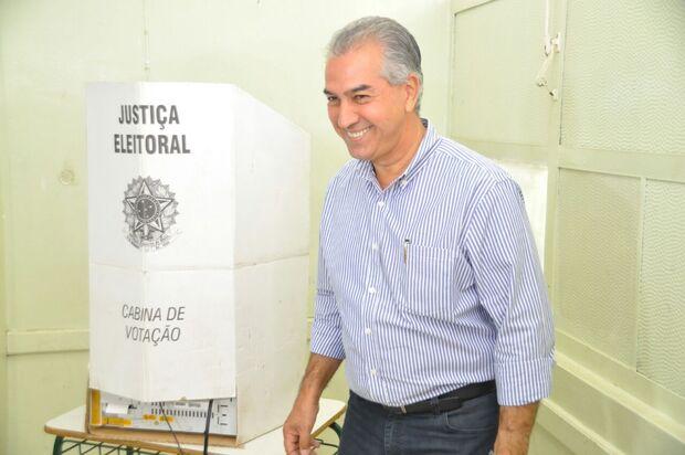 Reinaldo mostra força e PSDB conquista quase metade das prefeituras em MS