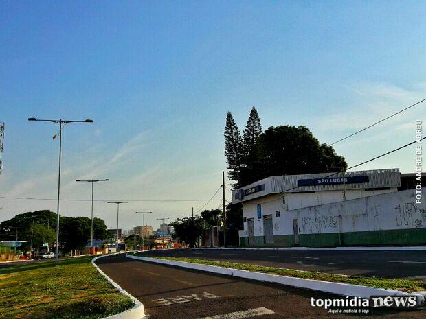 Previsão de calor e pancadas de chuva isoladas no final da tarde em Campo Grande