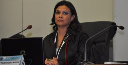 Telma Marcon é nomeada pela segunda vez para juíza titular do TRE