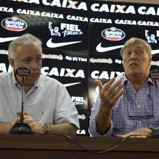 Corinthians apresenta novo diretor de futebol: 'Não sou estranho no ninho'