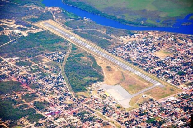 Aeroporto de Corumbá receberá manutenção no sistema de pátios e pista