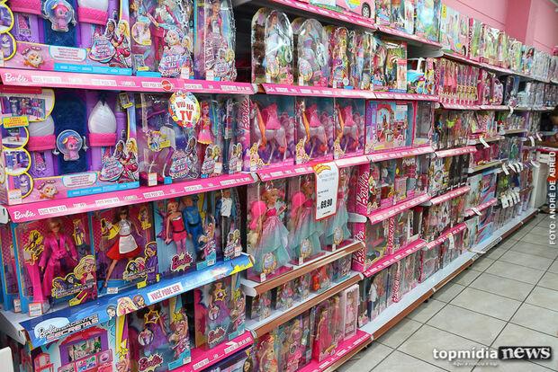 Dia das Crianças movimenta comércio e lojistas comemoram vendas