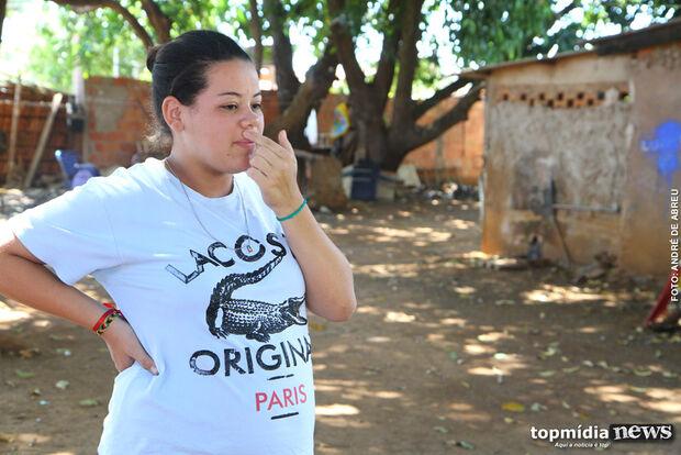 'Ou é poeira ou é lama', lamentam moradores do Bairro São Conrado