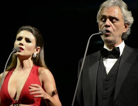 Paula Fernandes fala de polêmica em show: 'Perseguição pesada'