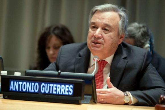 Português António Guterres será o novo secretário-geral da ONU