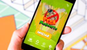 Aplicativo traz jogo interativo sobre como combater o Aedes aegypti
