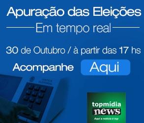TopMídiaNews divulga apuração dos votos em tempo real neste domingo