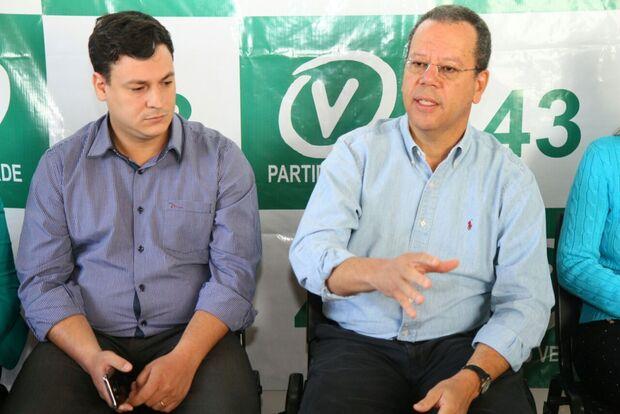PV e Rede liberam filiados, mas dizem 'não' para Rose e Marquinhos