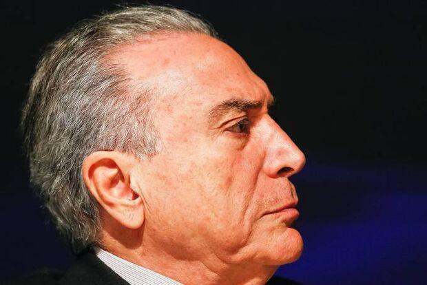 Para evitar crise, Temer quer reunir Renan, Moraes e Cármen Lúcia