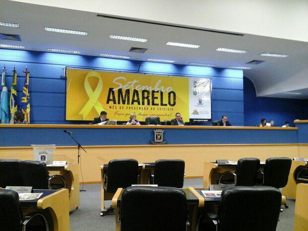 Câmara espera resultado das eleições para analisar orçamento de 2017