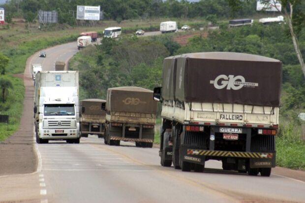 Obrigatoriedade de exame para caminhoneiros reduz em 38% acidentes nas estradas