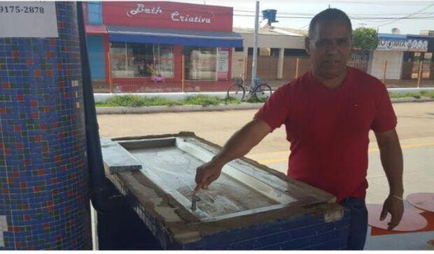Moradores fazem abaixo assinado pela revitalização de Terminal nas Moreninhas