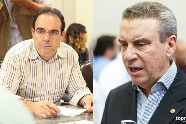 Em gravação, Paulo Corrêa orienta Felipe Orro para criar 'ponto fictício' para servidores