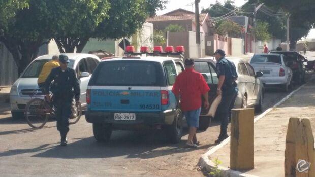 Candidato a vereador é preso fazendo boca de urna em Coxim