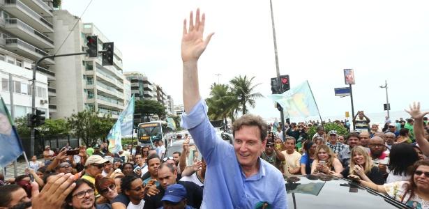 Marcelo Crivella é eleito novo prefeito do Rio de Janeiro