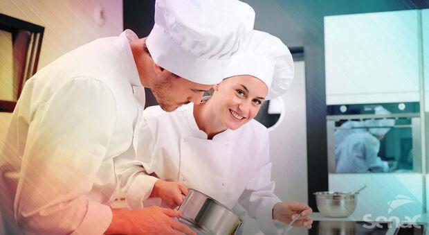 Senac da Capital abre inscrições para curso de Cozinheiro