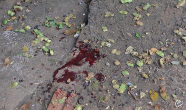 Briga de casal termina com mulher ferida a marretadas na cabeça