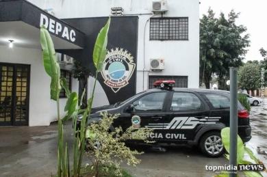 Ladrões em motos atacam no Bairro Amambaí e fazem duas vítimas em menos de duas horas