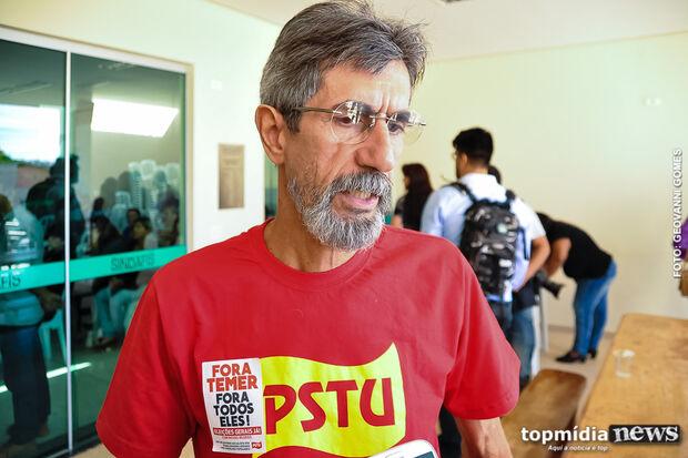 Com derrota de Suél, PSTU incentiva o voto nulo no segundo turno em Campo Grande