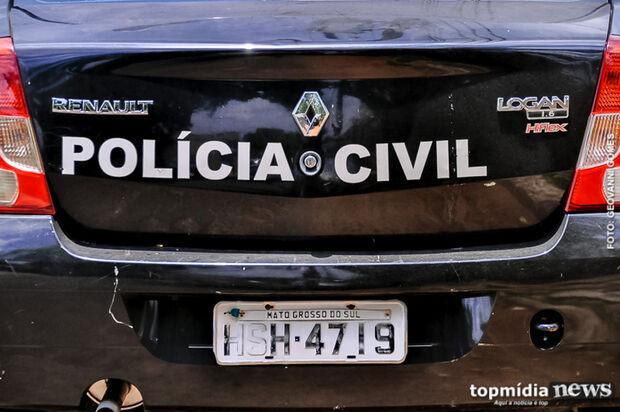 Ladrão é morto a tiros após tentar assaltar bar em Itaquiraí