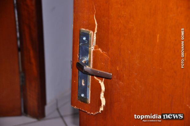 Jovem passa momentos de terror durante assalto em residência no Nova Campo Grande