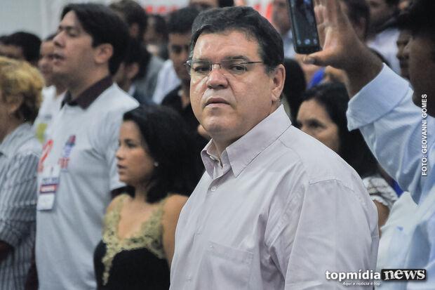 Paulo Pedra confirma saída do PDT; PP será novo destino