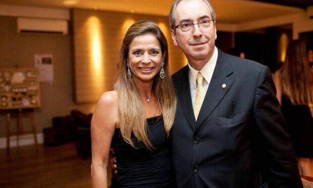Juíza proíbe mulher de Eduardo Cunha de repatriar dinheiro do exterior