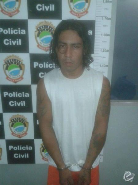 Suspeito de estupro foge de cadeia após cerrar grade da cela