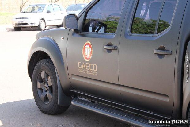 Gaeco cumpre mandados de busca e apreensão e condução coercitiva na Capital