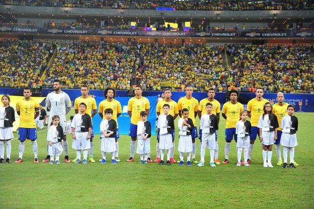 Fifa multa CBF por gritos homofóbicos de torcedores em Brasil x Colômbia