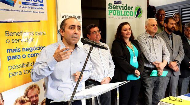 Governo do Estado lança programação do Mês do Servidor Público