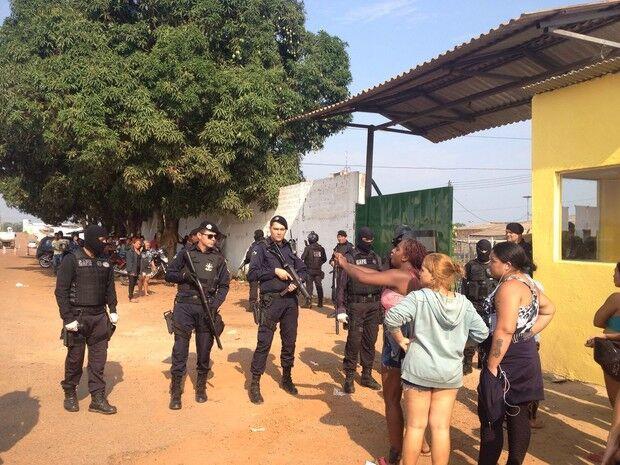 Briga entre facções rivais no presídio de RO tem 8 presos mortos