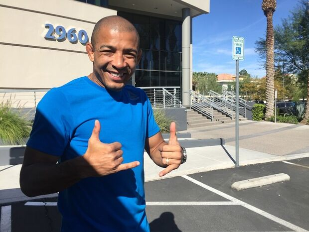 Aldo, após reunião com o UFC: 'Cada um tem que seguir seu caminho'
