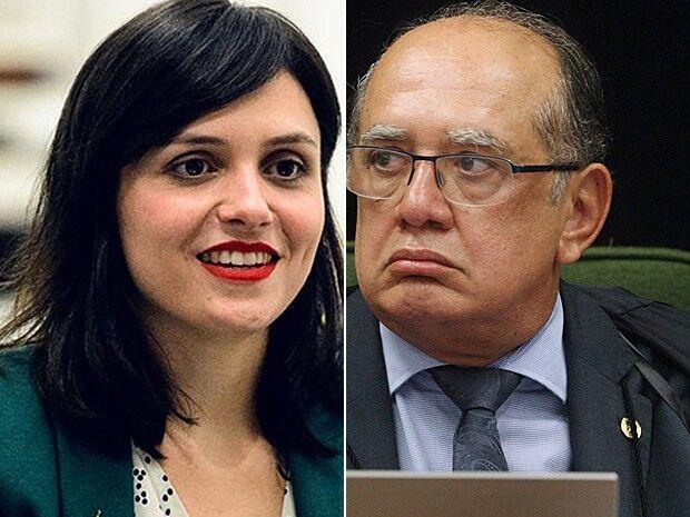 Gilmar Mendes diz que vai doar R$ 30 mil de indenização de Monica Iozzi