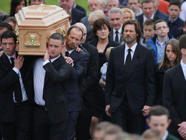 Jim Carrey é denunciado pela morte da ex-namorada em Los Angeles