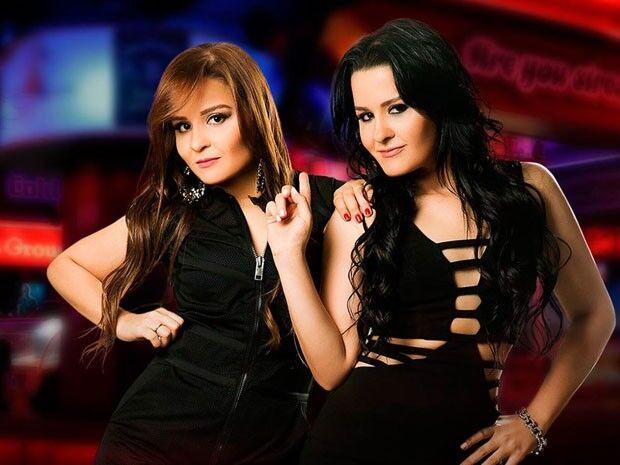 Maiara e Maraisa comemoram sucesso com gravação de DVD no final de semana