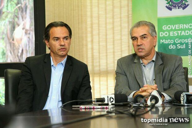 Em encontro com Marquinhos, governador se compromete com investimentos na Capital