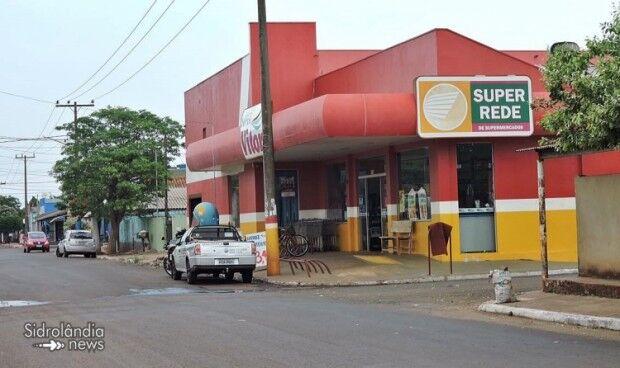 Mercado é furtado e proprietário fica com prejuízo de R$ 10 mil em Sidrolândia