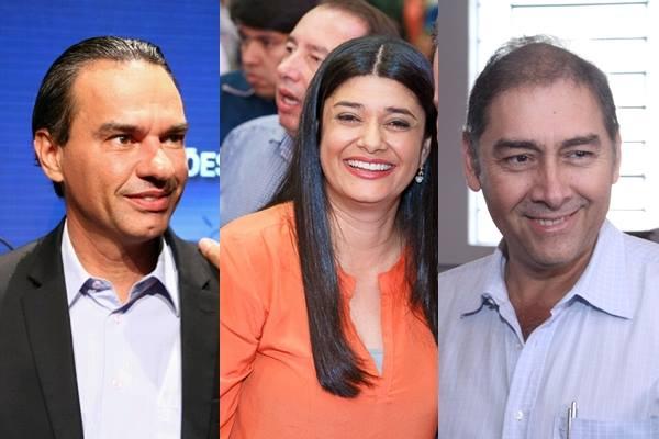 Na véspera da eleição, pesquisa aponta segundo turno entre Rose e Marquinhos