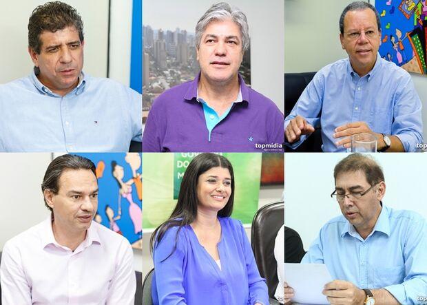 Candidatos a prefeito da Capital arrecadam R$ 4,2 mi e maior despesa é com rádio e TV
