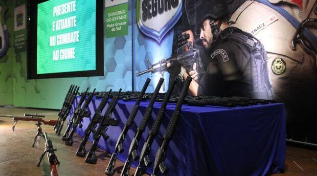 Sindicato denuncia 'entrega simbólica' e cobra urgência para equipar Polícia Civil em MS
