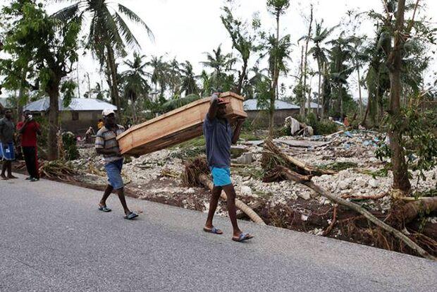 Igreja doará 1 milhão de euros ao Haiti após furacão